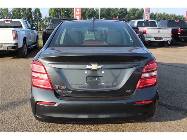 2017 Chevrolet Sonic LT Auto (Stk: 167223) in Medicine Hat - Image 6 of 26