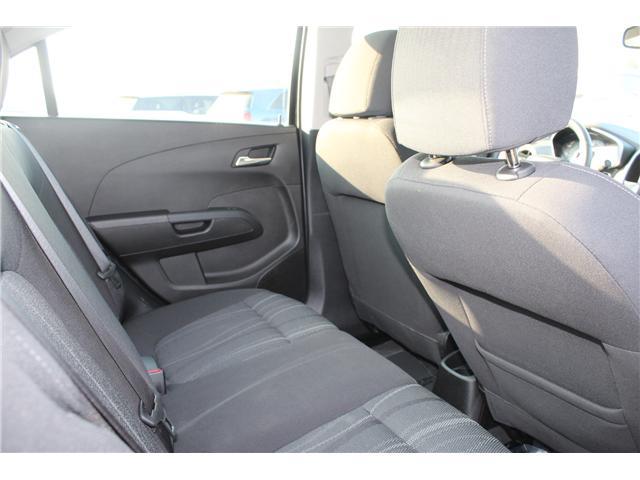 2017 Chevrolet Sonic LT Auto (Stk: 167223) in Medicine Hat - Image 11 of 26
