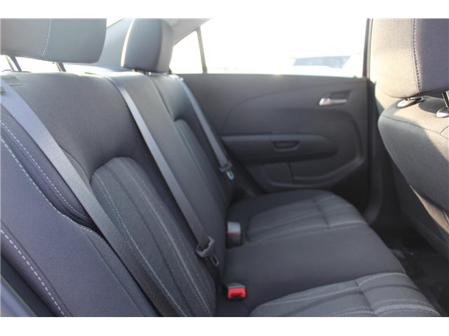 2017 Chevrolet Sonic LT Auto (Stk: 167223) in Medicine Hat - Image 12 of 26