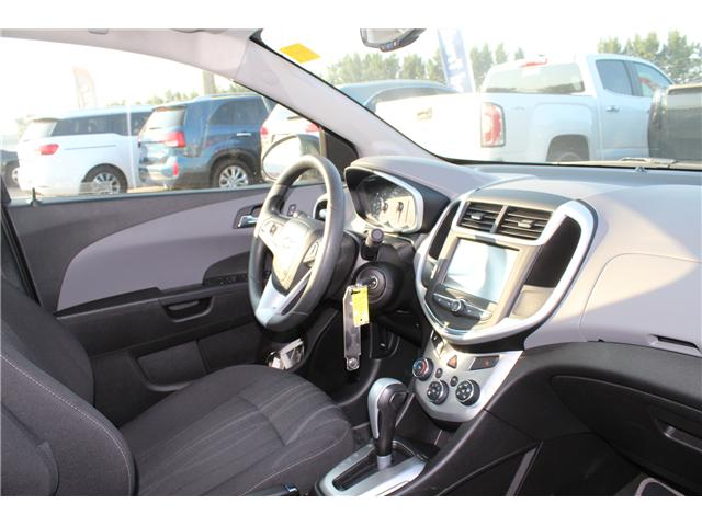 2017 Chevrolet Sonic LT Auto (Stk: 167223) in Medicine Hat - Image 13 of 26