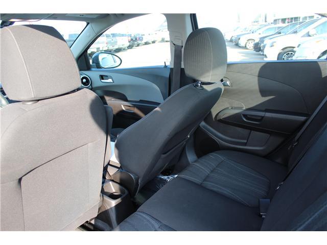 2017 Chevrolet Sonic LT Auto (Stk: 167223) in Medicine Hat - Image 15 of 26