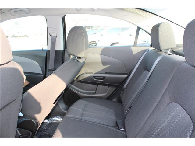 2017 Chevrolet Sonic LT Auto (Stk: 167223) in Medicine Hat - Image 16 of 26