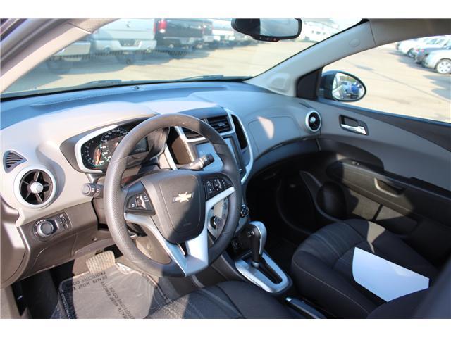 2017 Chevrolet Sonic LT Auto (Stk: 167223) in Medicine Hat - Image 17 of 26