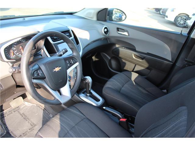 2017 Chevrolet Sonic LT Auto (Stk: 167223) in Medicine Hat - Image 18 of 26