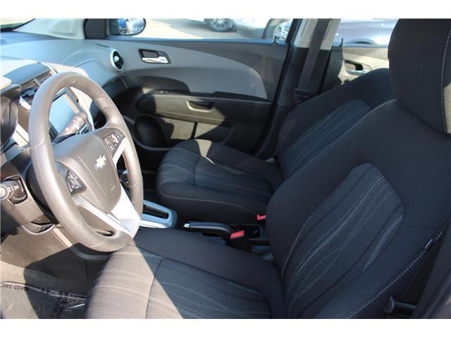 2017 Chevrolet Sonic LT Auto (Stk: 167223) in Medicine Hat - Image 19 of 26