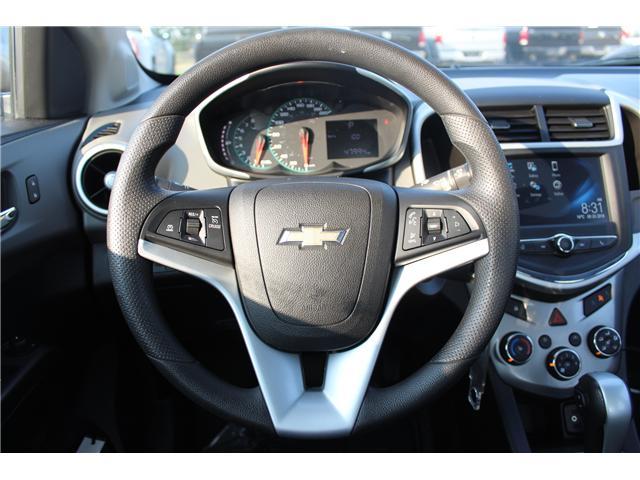 2017 Chevrolet Sonic LT Auto (Stk: 167223) in Medicine Hat - Image 23 of 26