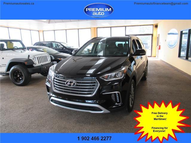 2017 Hyundai Santa Fe XL Luxury (Stk: 184887) in Dartmouth - Image 1 of 25