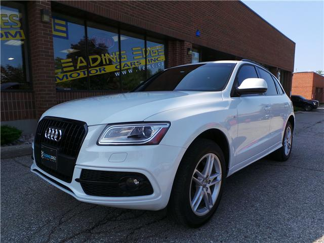 2015 Audi Q5 2.0T Technik (Stk: 11108) in Woodbridge - Image 1 of 22