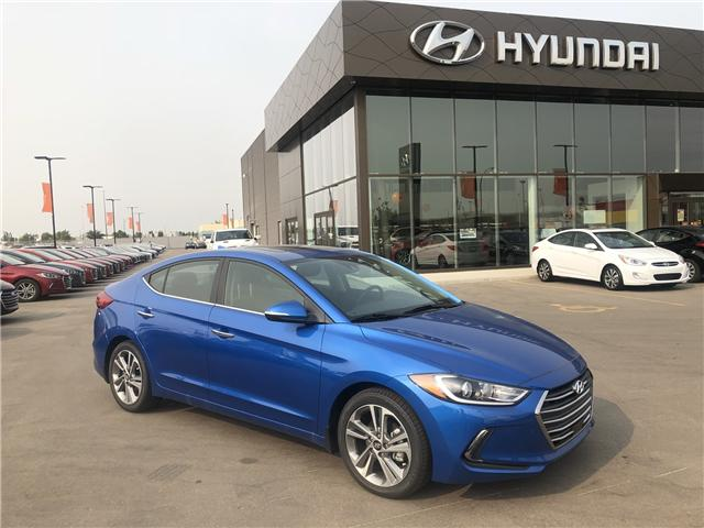 2018 Hyundai Elantra Limited (Stk: H2354) in Saskatoon - Image 1 of 25