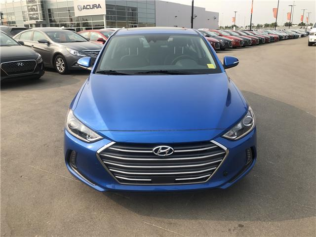 2018 Hyundai Elantra Limited (Stk: H2354) in Saskatoon - Image 2 of 25