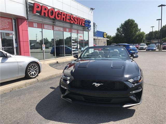 2018 Ford Mustang  (Stk: J5141809) in Sarnia - Image 2 of 15