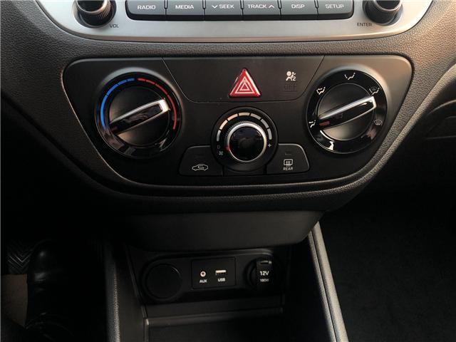 2018 Hyundai Accent L (Stk: H2327) in Saskatoon - Image 15 of 24