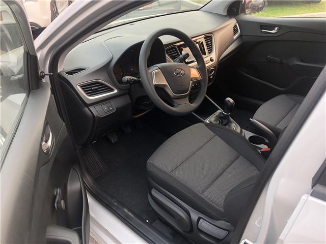 2018 Hyundai Accent L (Stk: H2327) in Saskatoon - Image 9 of 24