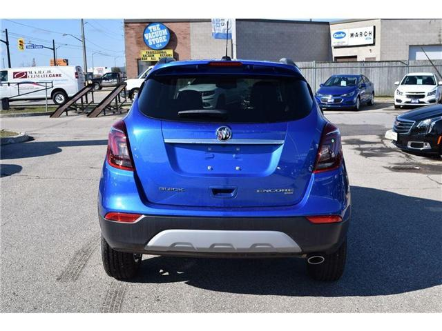 2018 Buick Encore Sport Touring (Stk: 605224) in Milton - Image 2 of 9
