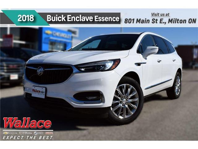 2018 Buick Enclave Essence (Stk: 198935) in Milton - Image 1 of 10