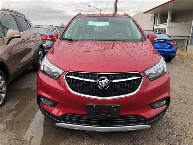 2018 Buick Encore Sport Touring (Stk: 574328) in Markham - Image 2 of 5