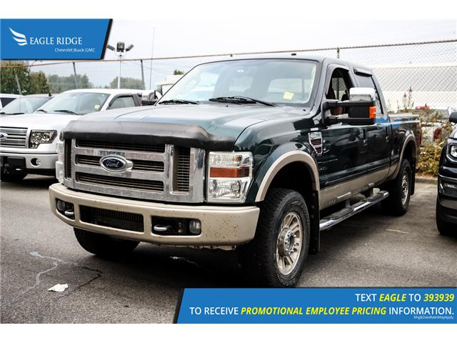 2008 Ford F-350  (Stk: 087605) in Coquitlam - Image 1 of 5
