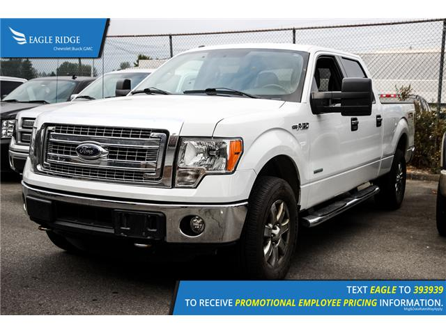 2014 Ford F-150  (Stk: 148814) in Coquitlam - Image 1 of 9