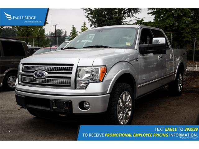 2012 Ford F-150 Platinum (Stk: 128057) in Coquitlam - Image 1 of 7