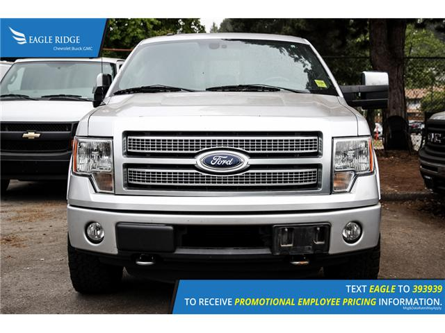 2012 Ford F-150 Platinum (Stk: 128057) in Coquitlam - Image 2 of 7