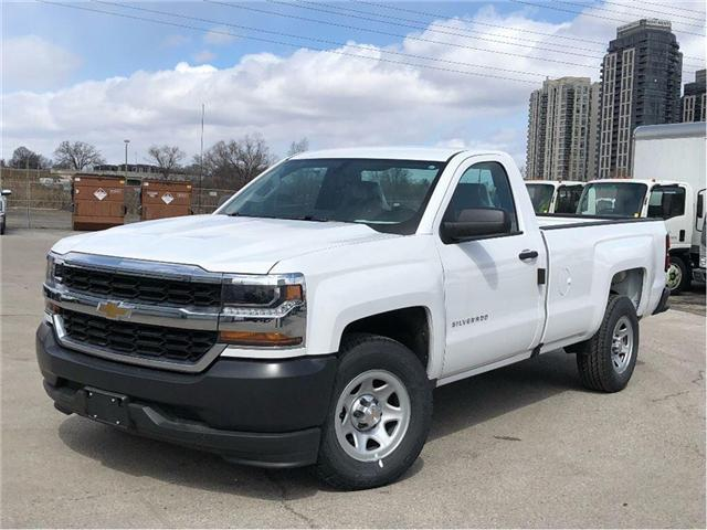 2018 Chevrolet Silverado 1500 2018 1500 Work Truck V-8 Gas (Stk: PU85088) in Toronto - Image 1 of 21