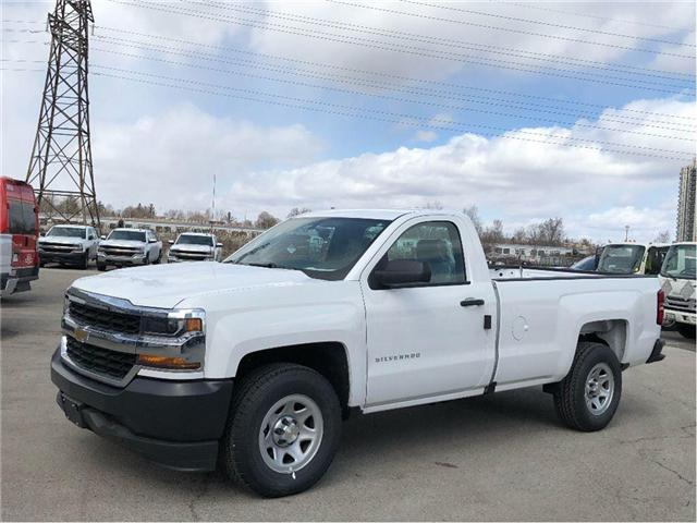 2018 Chevrolet Silverado 1500 Work Truck (Stk: PU85108) in Toronto - Image 2 of 21