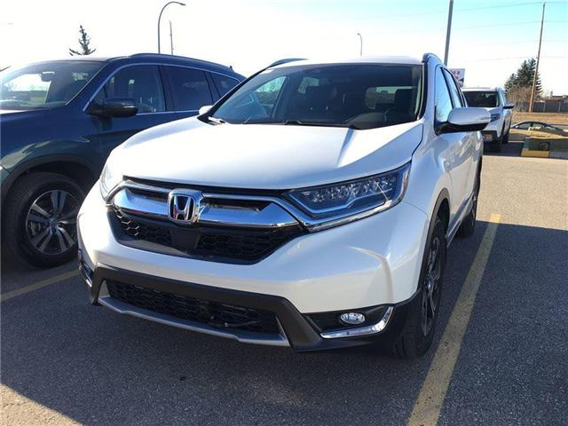 2018 Honda CR-V Touring (Stk: 2180135) in Calgary - Image 2 of 5