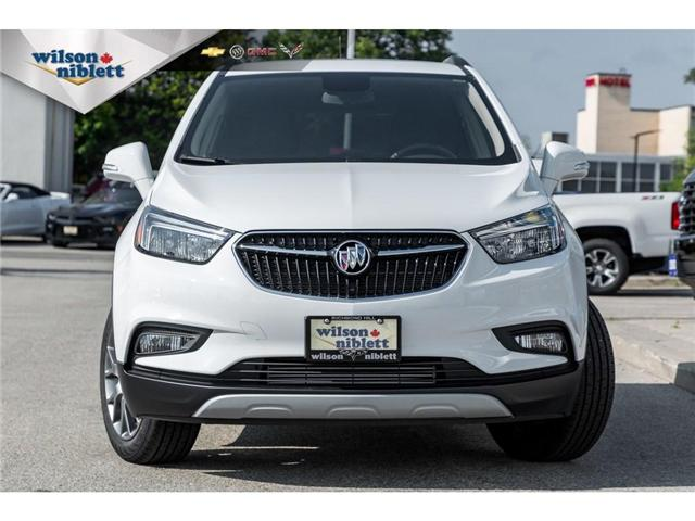 2018 Buick Encore Sport Touring (Stk: 624327) in Richmond Hill - Image 2 of 20