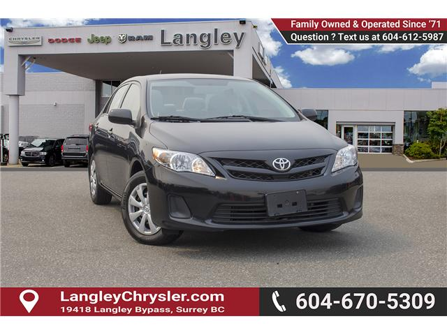 2012 Toyota Corolla CE (Stk: EE896420) in Surrey - Image 1 of 23