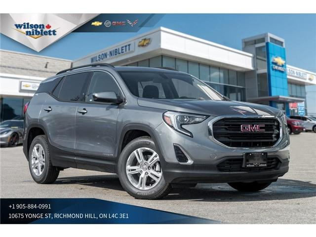 2018 GMC Terrain SLE (Stk: 327281) in Richmond Hill - Image 1 of 19
