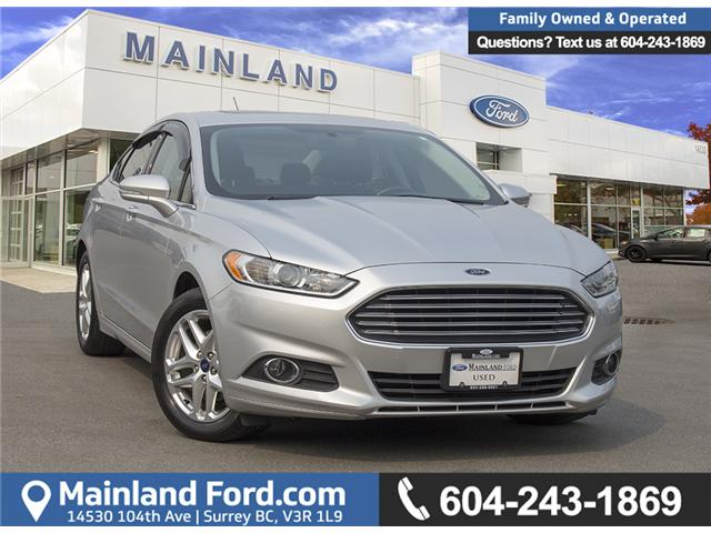 2013 Ford Fusion SE (Stk: 8F19682A) in Surrey - Image 1 of 28
