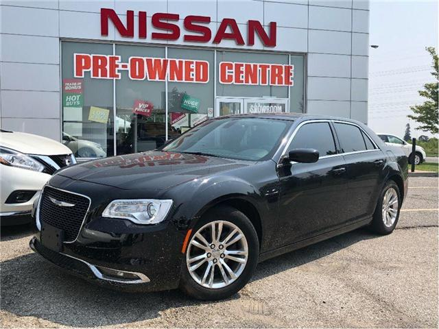 2015 Chrysler 300 Touring/ WINTER TIRES/WINDOW TINT/ (Stk: U2955A) in Scarborough - Image 1 of 26