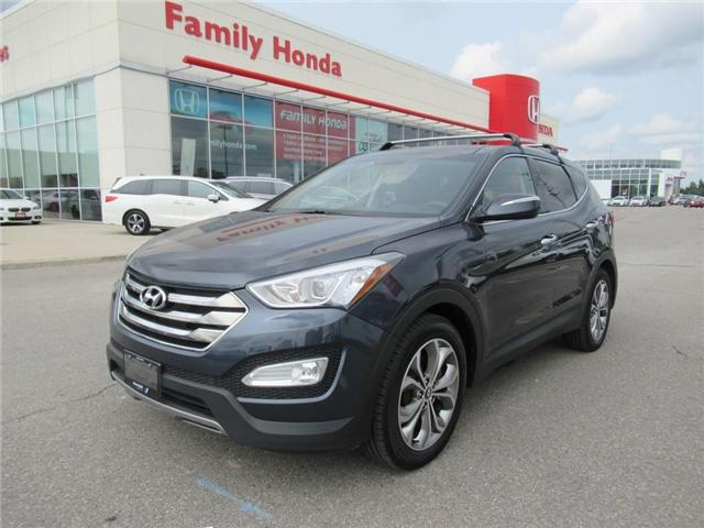 2013 Hyundai Santa Fe Sport 2.0T Limited, with EXTRAS! (Stk: 8140317A) in Brampton - Image 1 of 30