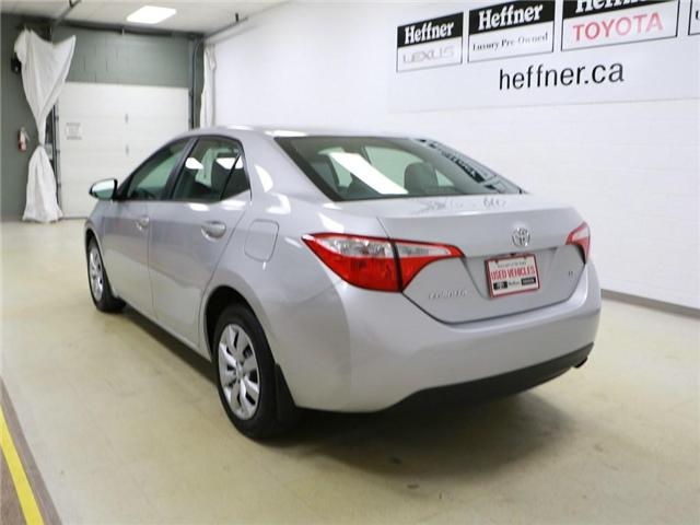 2015 Toyota Corolla LE (Stk: 185972) in Kitchener - Image 6 of 21