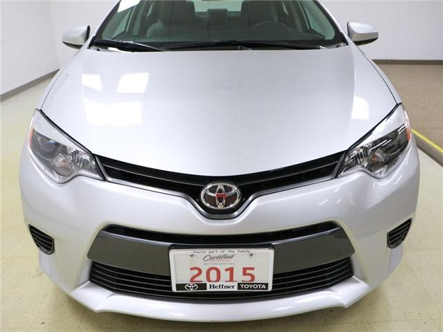 2015 Toyota Corolla LE (Stk: 185972) in Kitchener - Image 7 of 21