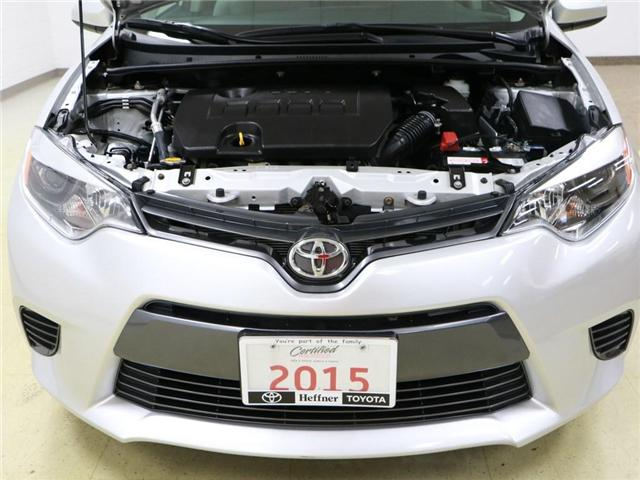 2015 Toyota Corolla LE (Stk: 185972) in Kitchener - Image 19 of 21