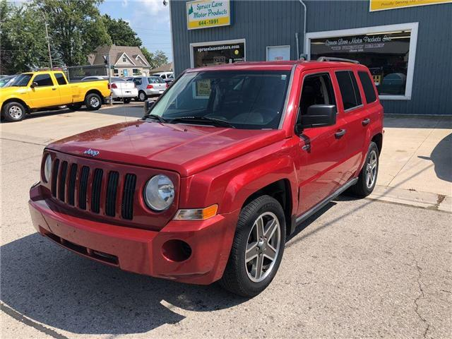 2009 Jeep Patriot Sport/North (Stk: 1J4FF2) in Belmont - Image 1 of 15
