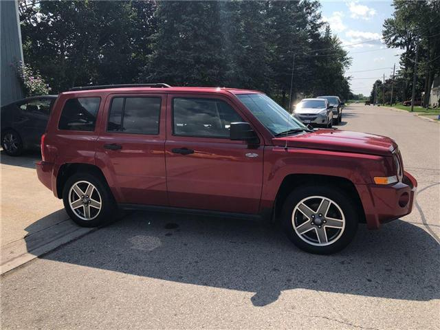 2009 Jeep Patriot Sport/North (Stk: 1J4FF2) in Belmont - Image 5 of 15