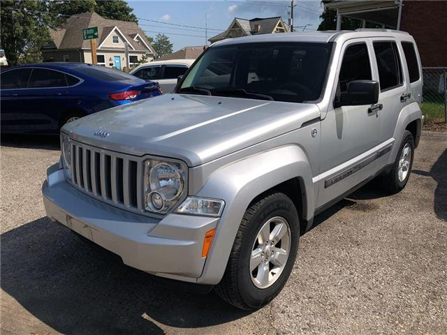 2011 Jeep Liberty Sport (Stk: 81393) in Belmont - Image 1 of 17