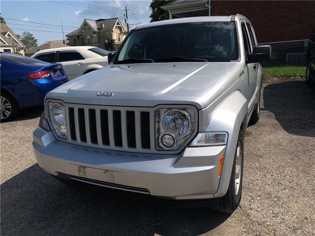 2011 Jeep Liberty Sport (Stk: 81393) in Belmont - Image 2 of 17