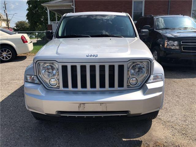 2011 Jeep Liberty Sport (Stk: 81393) in Belmont - Image 3 of 17