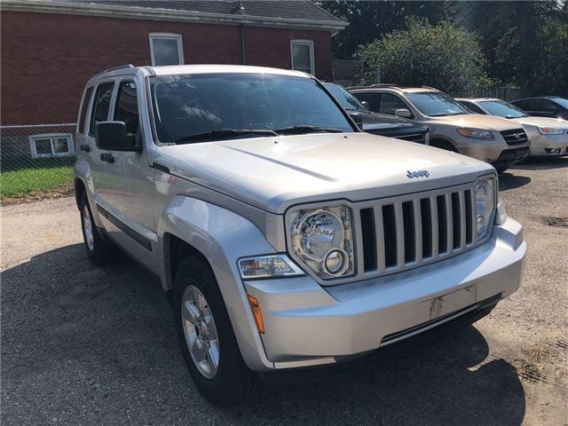 2011 Jeep Liberty Sport (Stk: 81393) in Belmont - Image 4 of 17