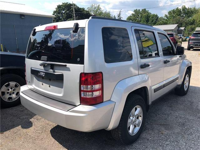 2011 Jeep Liberty Sport (Stk: 81393) in Belmont - Image 6 of 17