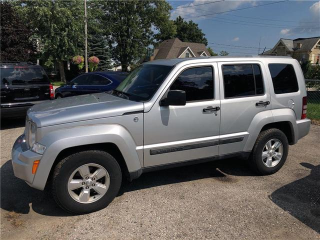2011 Jeep Liberty Sport (Stk: 81393) in Belmont - Image 9 of 17