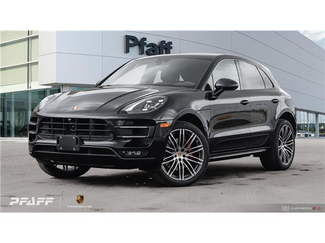 2018 Porsche Macan Turbo (Stk: P12536) in Vaughan - Image 1 of 25