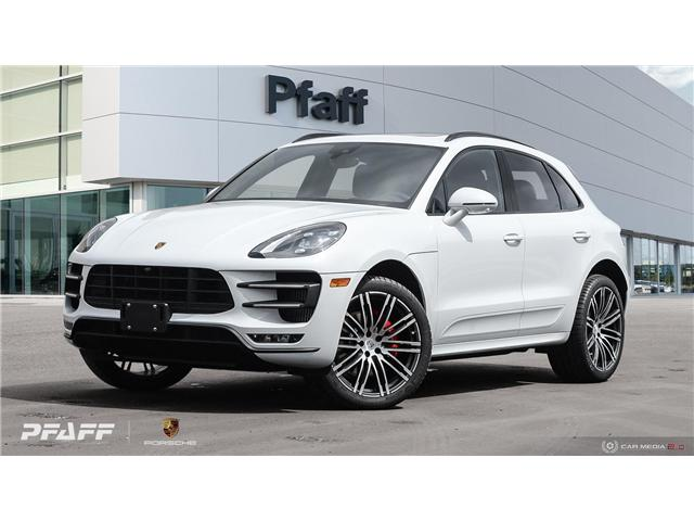 2018 Porsche Macan Turbo (Stk: P12859) in Vaughan - Image 1 of 25