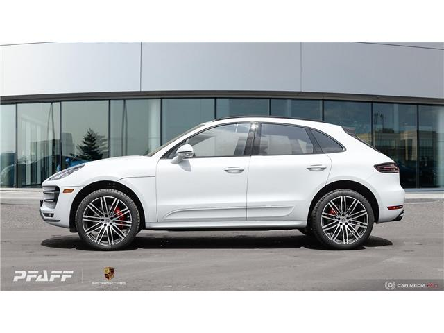 2018 Porsche Macan Turbo (Stk: P12859) in Vaughan - Image 2 of 25