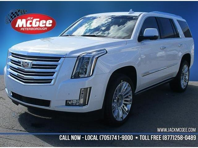 2019 Cadillac Escalade Platinum (Stk: 19028) in Peterborough - Image 1 of 3