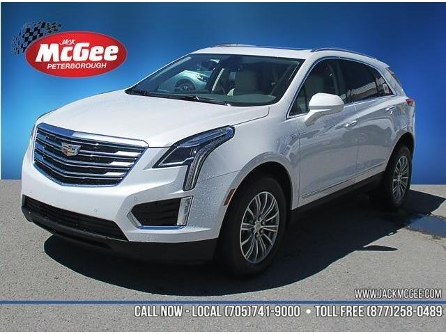 2019 Cadillac XT5 Luxury (Stk: 19029) in Peterborough - Image 1 of 3