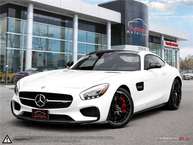 2017 Mercedes-Benz AMG GT S (Stk: 18HMS072A) in Mississauga - Image 1 of 30